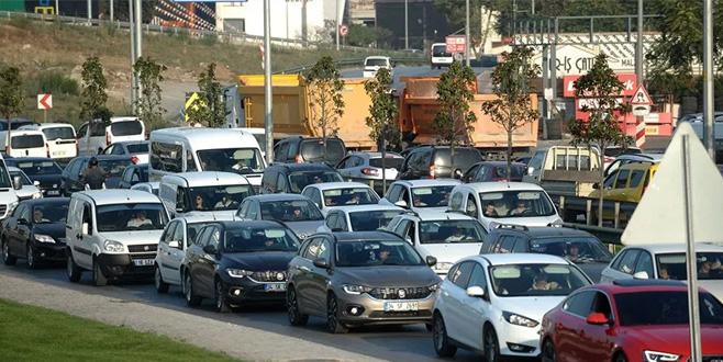 Beş büyük şehrin trafik röntgeni çekildi: Bursa'da en kritik gün...
