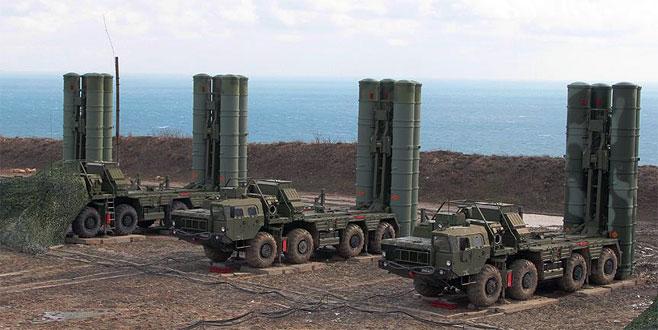 Rusya'dan Çin'e S-400 füzeleri