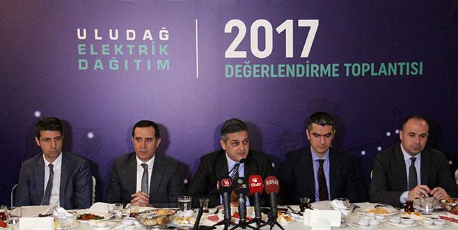 UEDAŞ'tan 230 milyon lira yatırım