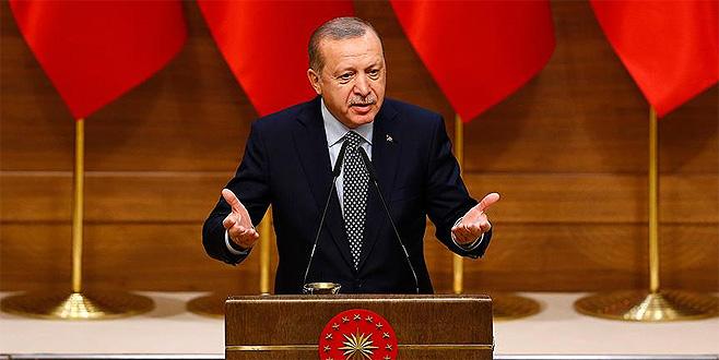 Erdoğan: 'Zehir evin içerisine girmiş vaziyette'