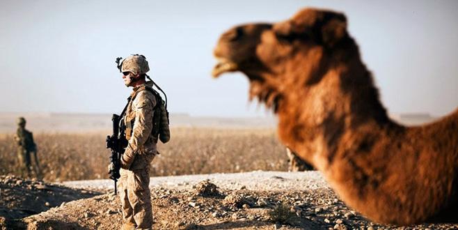Develer ordunun hizmetinde