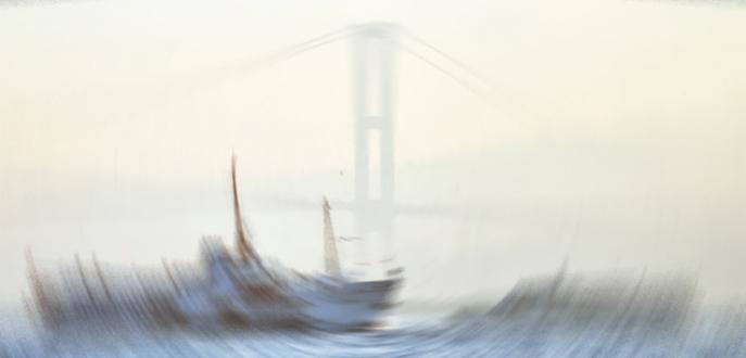 İDO vapuru, kuru yük gemisi ile çarpıştı