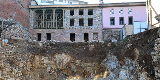 Somuncu Baba'nın evi restore ediliyor