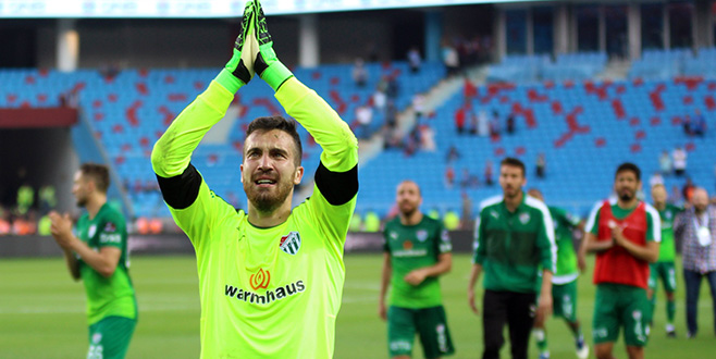 Bursaspor'un 2017 serüveni böyle geçti