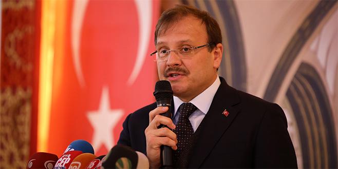 Çavuşoğlu:  Bu Türkiye'ye yapılacak en büyük ihanettir
