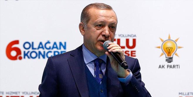 Erdoğan: Bu husumet kervanına katılan arkadaşlarımıza yazıklar olsun