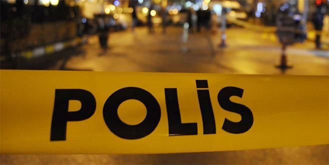 Polis ile gasp şüphelileri arasında çatışma: 1 polis yaralı