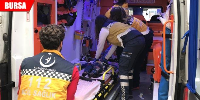 Yangında yaralanan kardeşlerden birinden kötü haber