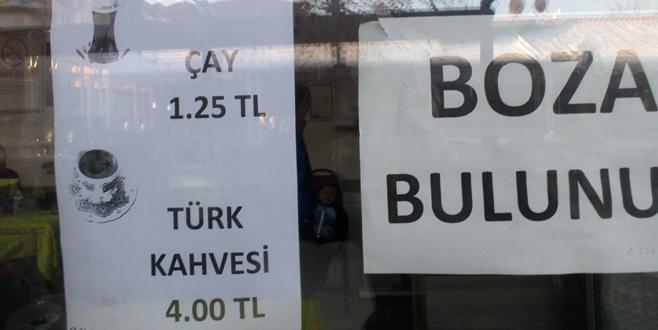 Mudanya'da vatandaşlar yeni yıla zamla uyandı