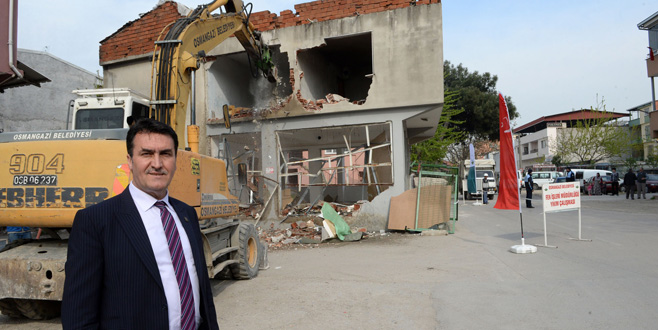 Osmangazi'den 48 milyon TL'lik kamulaştırma