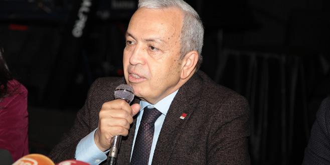 Şadi Özdemir: 'Aday değilim'