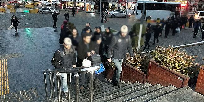 Bursa merkezli FETÖ operasyonunda flaş gelişme
