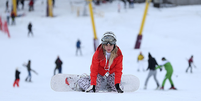 Kış turizminin vazgeçilmezi: Uludağ