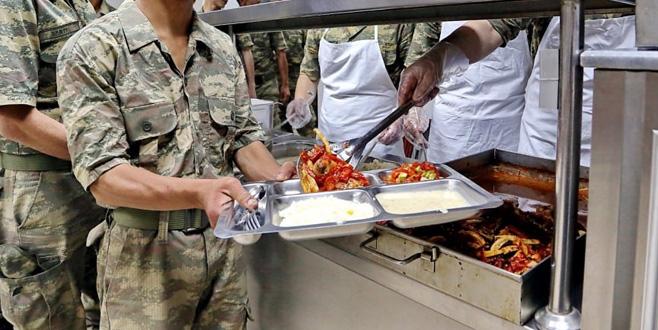 Asker karavanasına Bursa desteği