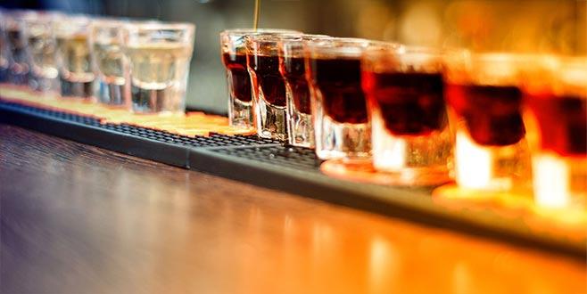 Sahte içkiye dikkat!