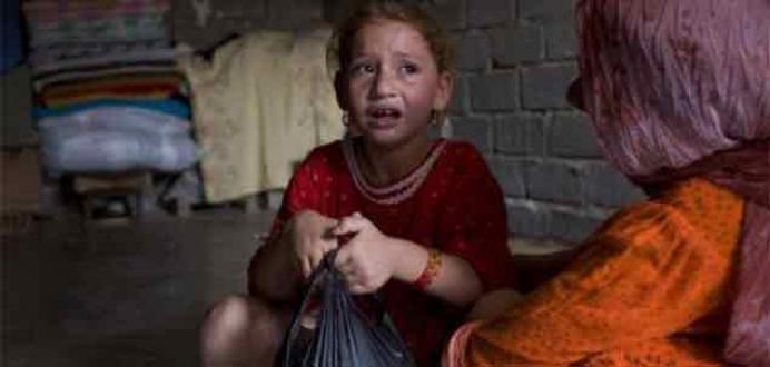 Irak'ta kadın sünneti vakası