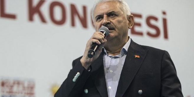 Başbakan'dan Nevşehir'e hızlı tren müjdesi