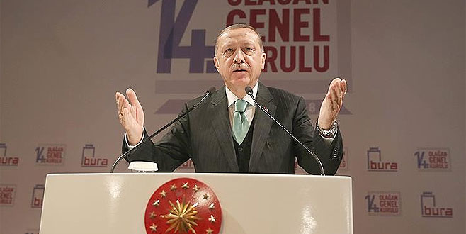 Erdoğan: 'Asıl mesele, zihin olarak nerede durduğunuzdur'