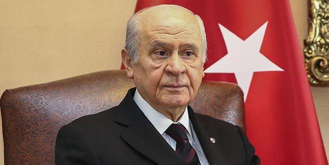 Bahçeli'den 'Cumhurbaşkanlığı adaylığı' açıklaması