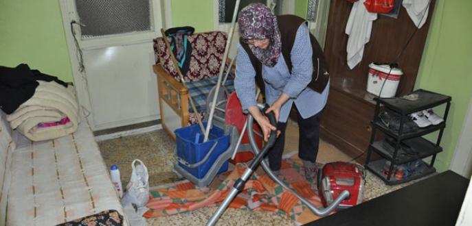 Ev temizliği ve bakım hizmeti