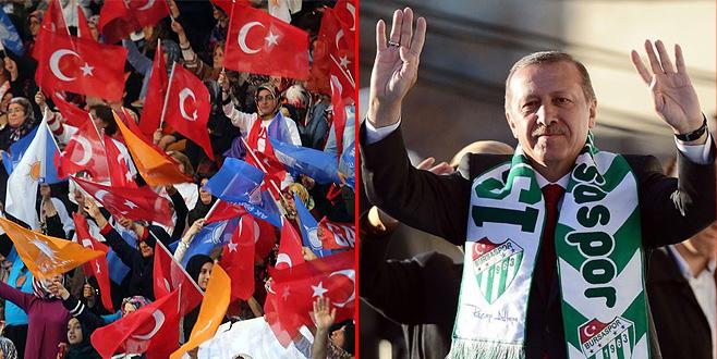 Cumhurbaşkanı Erdoğan geliyor