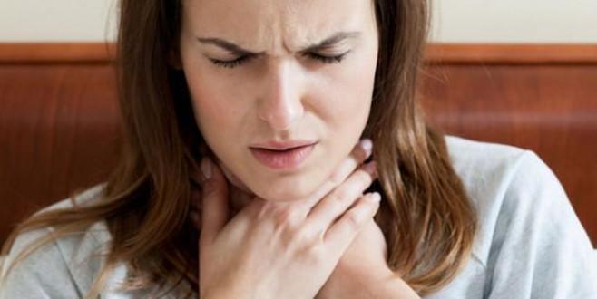 Boğaz ağrısı kanser belirtisi mi?