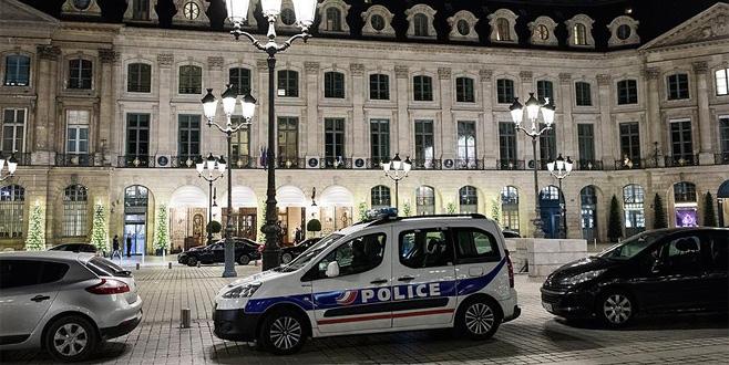 Lüks otelde 5 milyon Euro'luk soygun