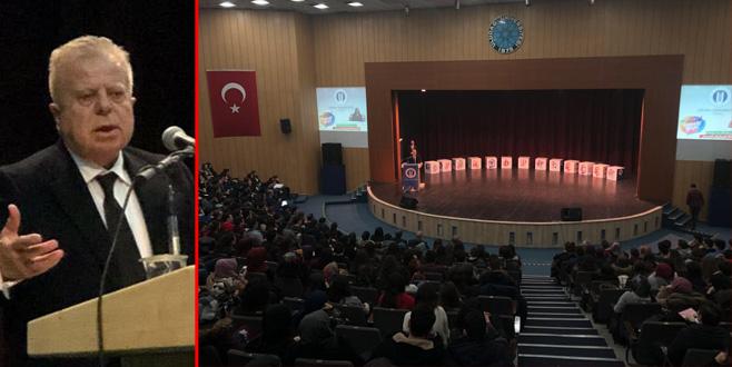 1300 öğrenciye 'Sınavdır Geçer' konferansı