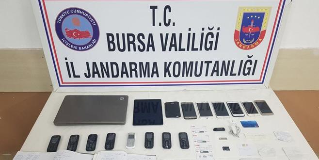 Bursa dahil 5 şehirde eş zamanlı operasyon! Dolandırıcılık çetesi çökertildi