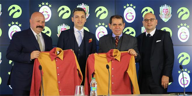 Galatasaray'dan dev işbirliği!