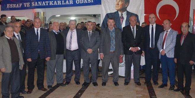 Mudanya'da Usta dönemi sürüyor