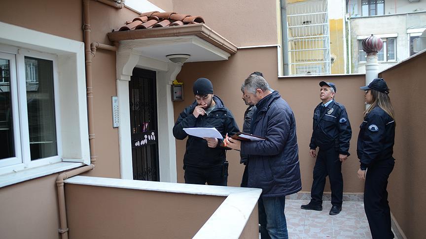 Günübirlik kiralanan evlere operasyon