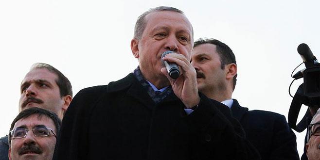 Erdoğan: 'Siz kaçacaksınız, biz kovalayacağız'