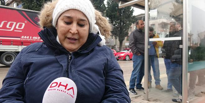 Engelli kadının otobüslere alınmadığı anlar böyle görüntülendi