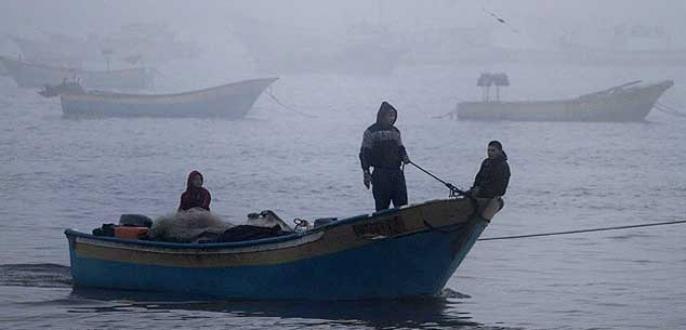 İsrail'den Gazzeli balıkçılara ateş