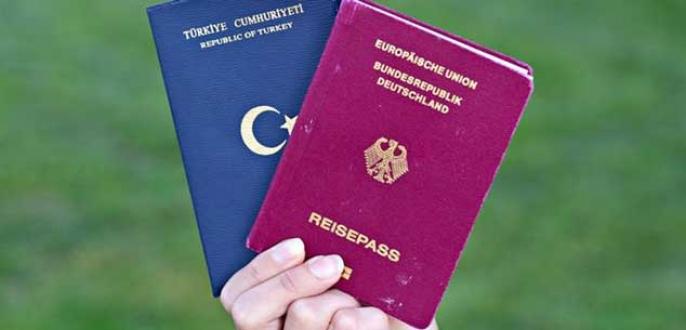 Çifte vatandaşlıkta yeni dönem