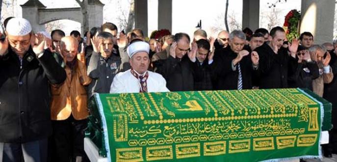 Hacı Ali Demirel'e son görev
