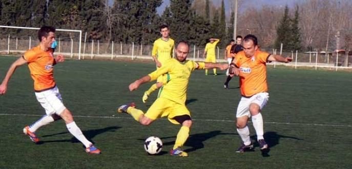 Düello Hürspor'un: 4-2