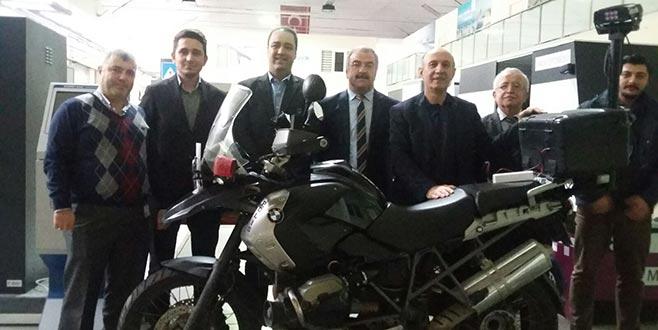 BURBAK'tan İSBAK'a teknolojik ziyaret