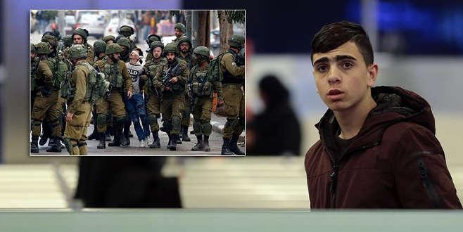 Kudüs direnişinin sembolü Türkiye'ye geldi