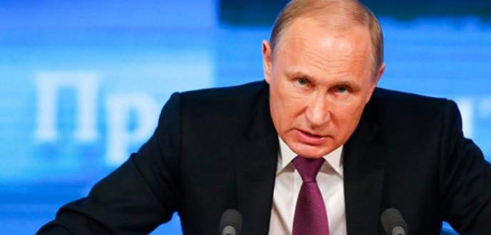 Putin: Rusya'yı kimse korkutamaz
