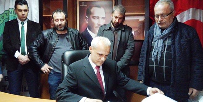 Tamircilerde yeni başkan iddialı
