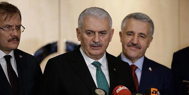 Başbakan Yıldırım'dan taşeron açıklaması: Hazine bunlara kadro verecek