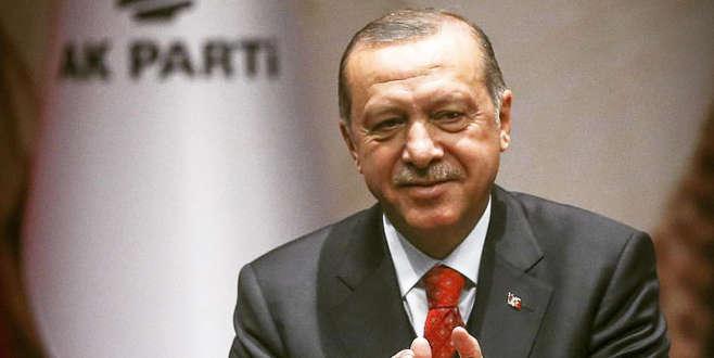 Erdoğan'a gazilik unvanı için kanun teklifi