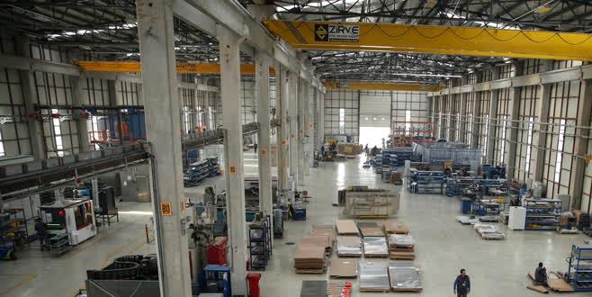 Bursalı Yepsan Boeing ve Airbus'a parça üretiyor