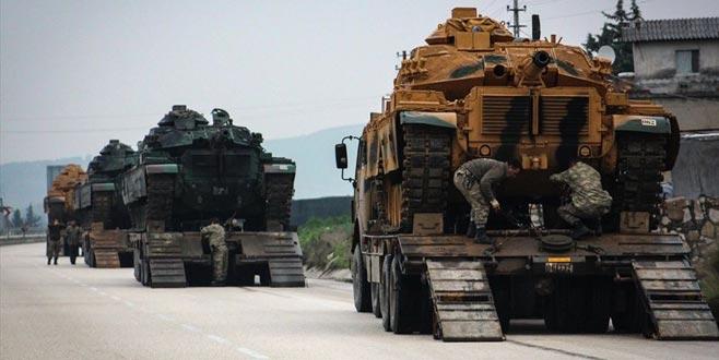 Tanklara 'Akkor' koruması