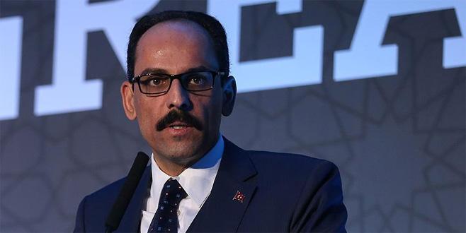 'Türkiye her türlü tedbiri almaya devam edecek'