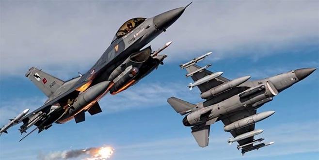 Şam: Türk uçaklarını düşürürüz