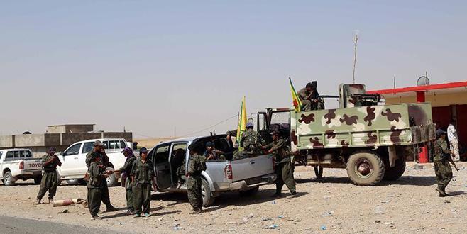 PKK Afrin'den sınırdaki hastanelere saldırdı! Yaralılar var
