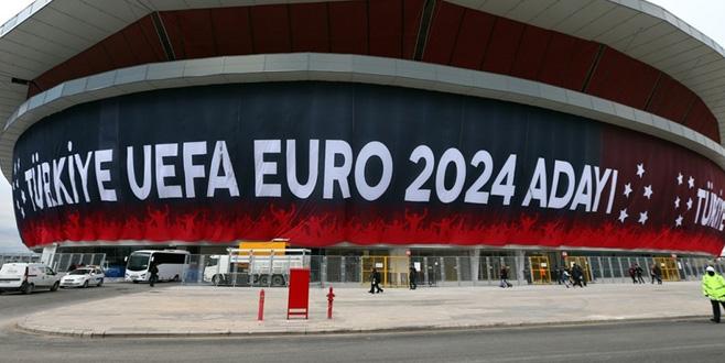 İşte Türkiye'nin EURO 2024 sloganı ve logosu!